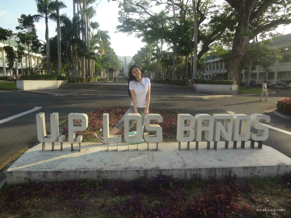 A Walk Through University Of The Philippines Los Banos