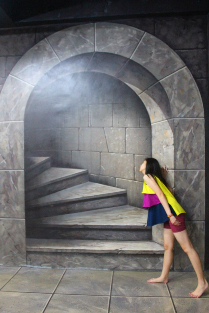 stairs in Art in Island