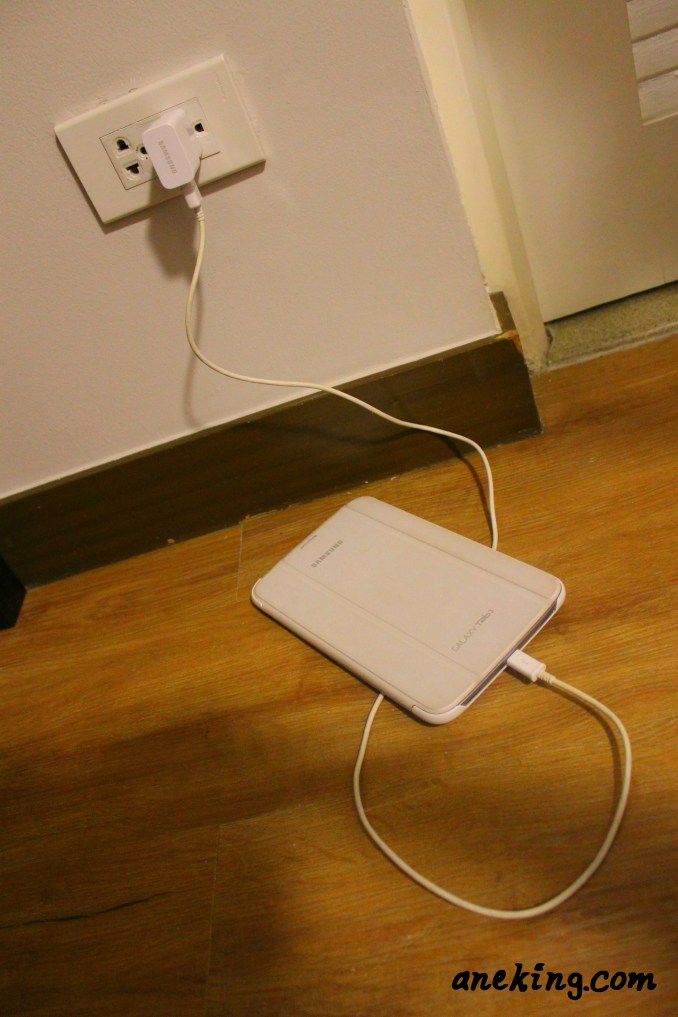 3. If you're phone freezes, plug it into a charger. It will unfreeze as soon as it reaches a power source.