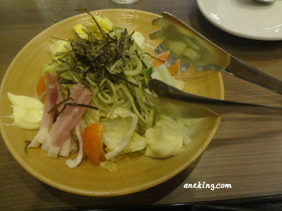 Chasoba Salad