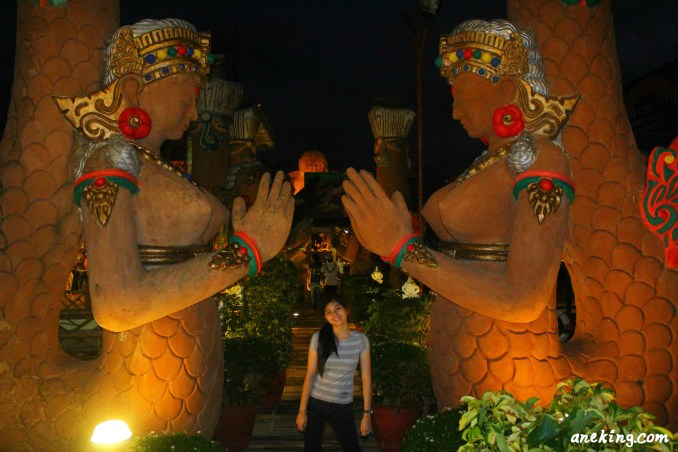 Fresh Catch From Isdaan Floating Restaurant