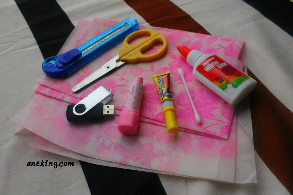 lipstick USB step 1