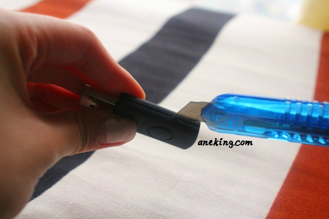 lipstick USB step 5