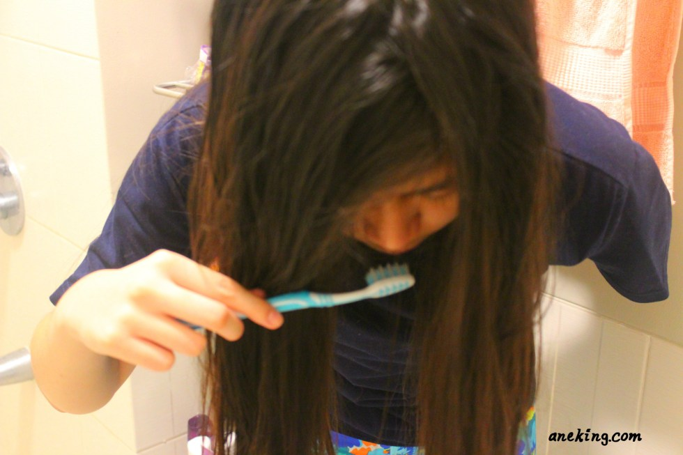long hair problem 6