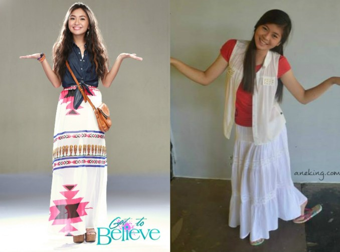 dress like kathryn bernardo