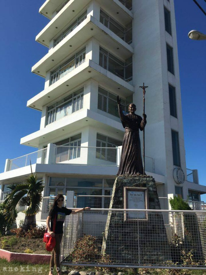 The Pope John Paul II Tower In Bacolod City