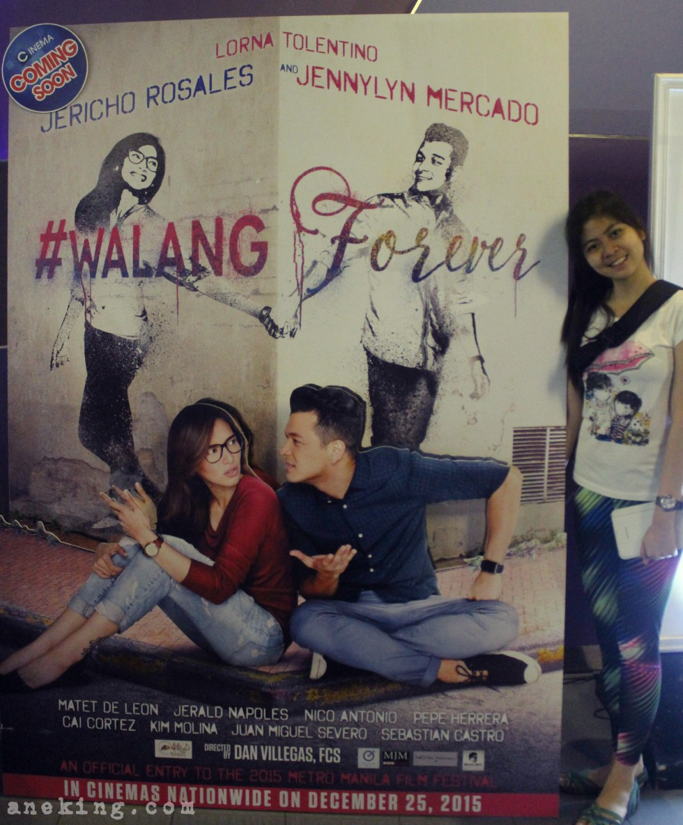 walang forever movie review