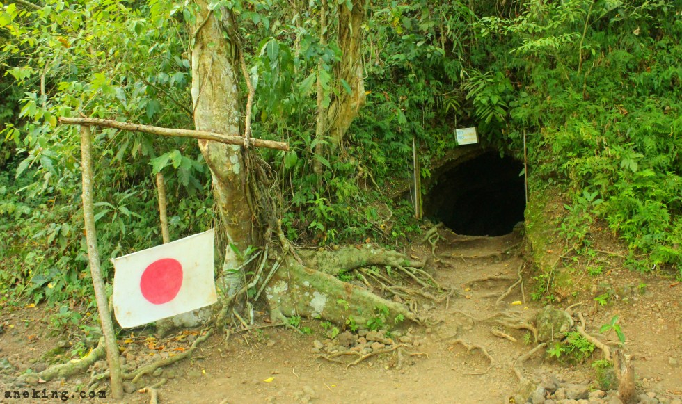 Japanese Tunnel: Japan's Home In Albay