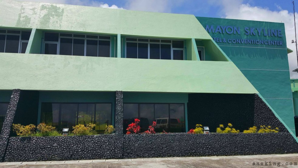 mayon skyline hotel and convention center