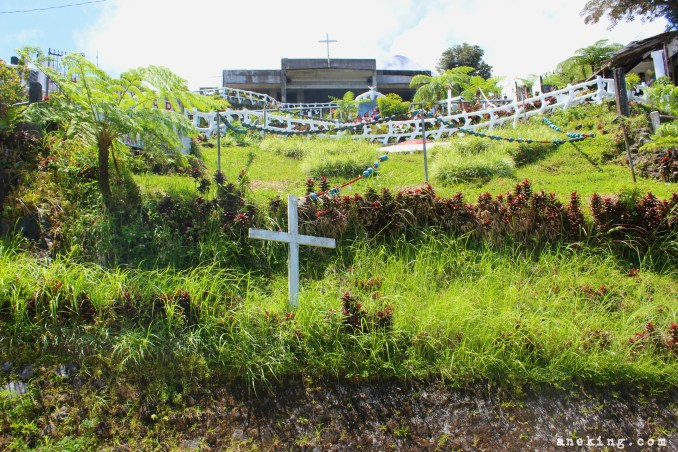 mayon skyline chapel