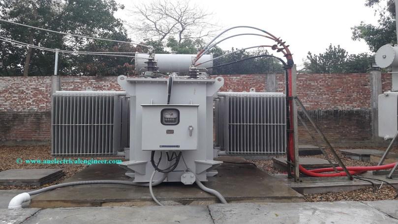 33/11KV Oil Type Power Transformer
