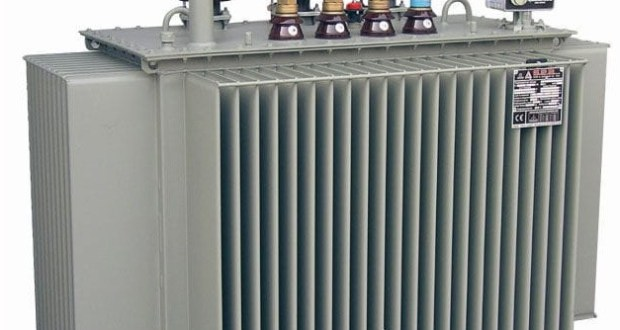 A Distribution Transformer