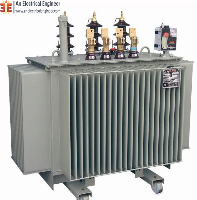 A Distribution Transformer
