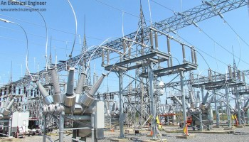 Advantage and Disadvantage of Outdoor Electrical Substation