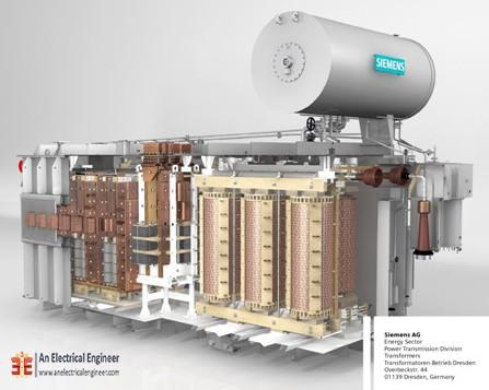 Siemens Transformer
