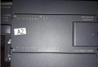 Siemens S7-200 PLC