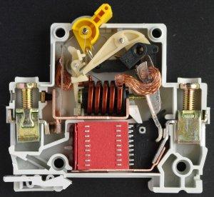Circuit Breaker Inside Structure
