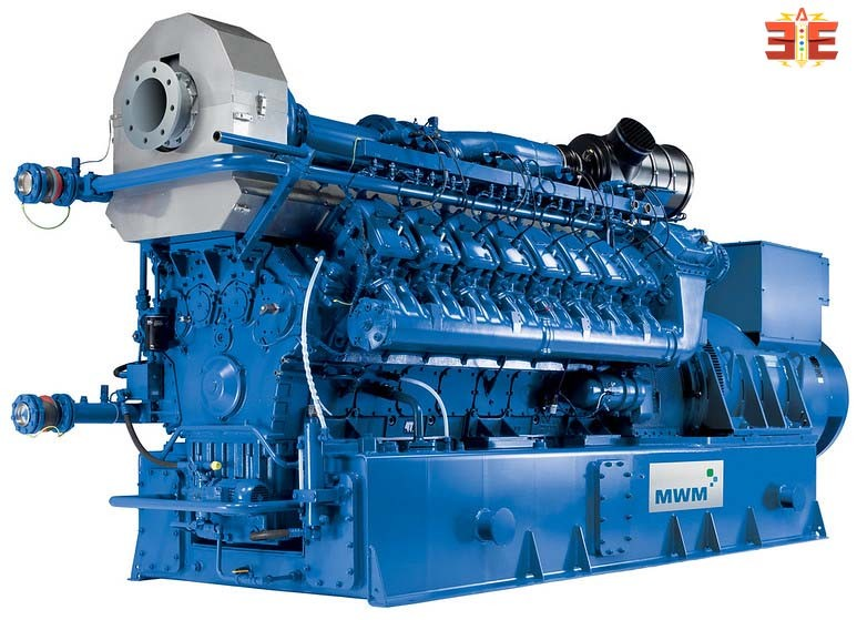 MWM TCG 2020 Gas Generator