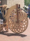 Tricycle Art
