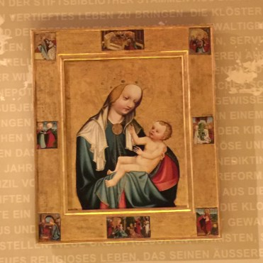 Madonna and child, Abbey Museums