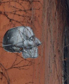 Skeleton and Mask, Venice