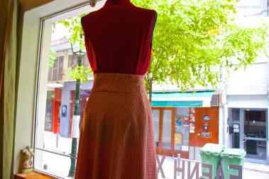 Eleni Chasioti dress window Thessaloniki