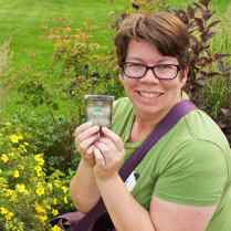 Helena GeoTour Geocaching Steph
