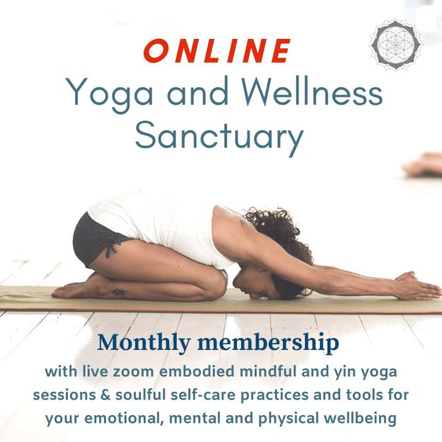 yoga in Ramsgate, yoga online, yin yoga, mindfulness, healing