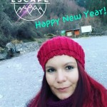 Happy New Year 2018 - Winter hike on Mountain Olympus