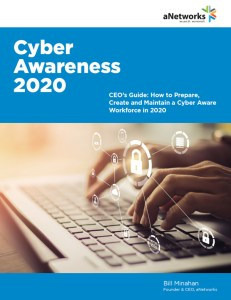 The eBook Cover to Cyber Awareness Workforce Training