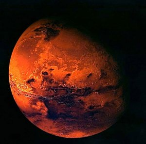 Planet-Mars