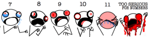revised pain scale