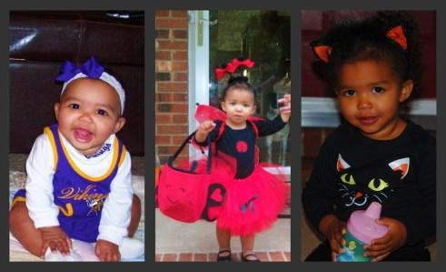 three years of halloween