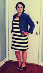 What I Wore Wednesday Outfit #1