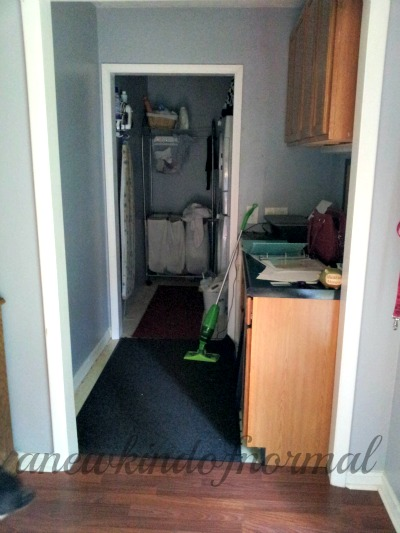 Office and Laundry Organization Mission