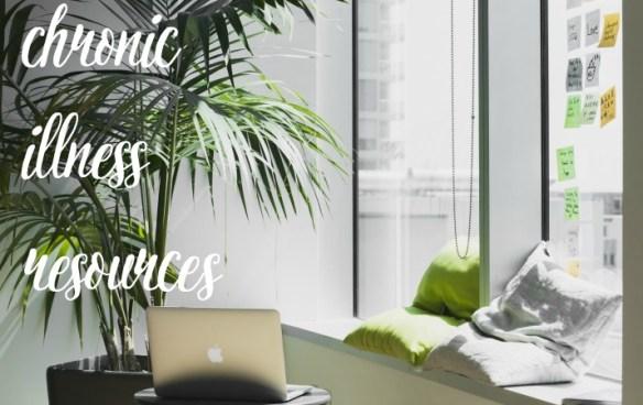 chronic illness resources