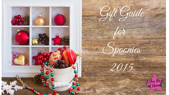 Gift Guide for Spoonies - 2015 Edition