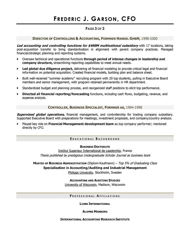 resume professional executive resume writing resume services orlando