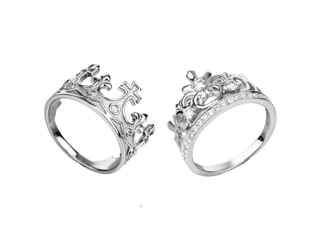 PLATINUM RINGS FOR COUPLES IN PAKISTAN Wrocawski