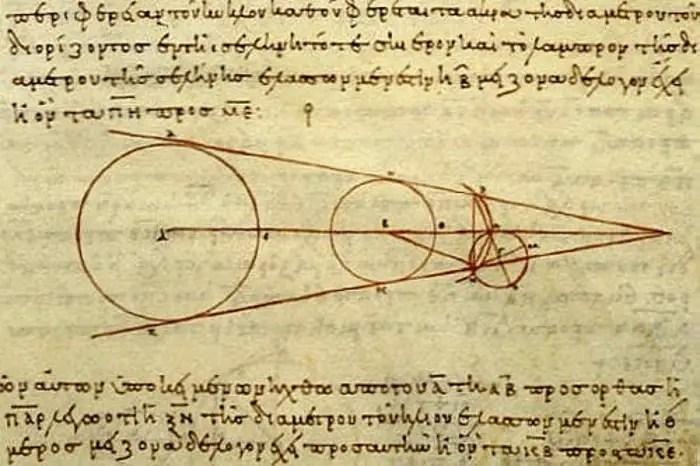 Cálculos de Aristarco