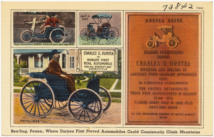 Durye Motor Wagon