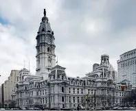 City Hall de Filadelfia