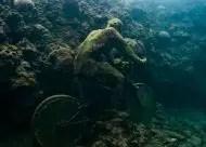 Ciclista de las profundidades