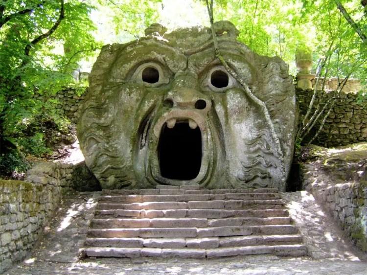 Bomarzo, el parque de los monstruos