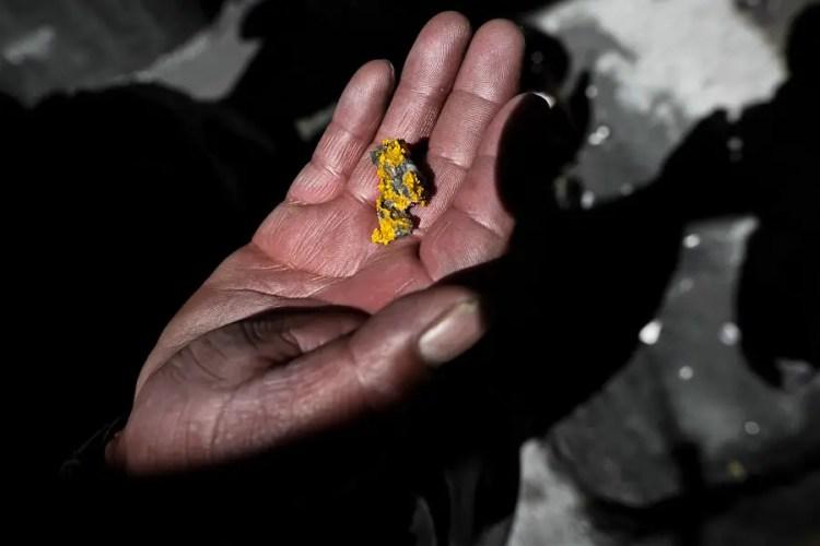 Oro en La Rinconada
