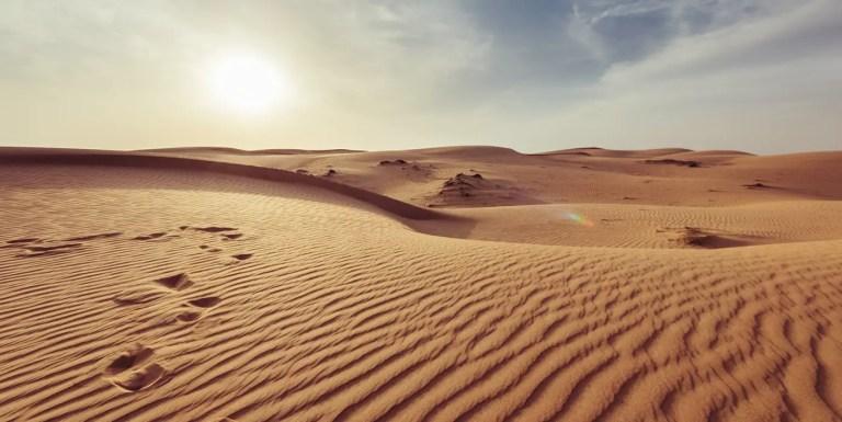Ubar, la Atlántida de las arenas. La ciudad perdida que resultó ser cierta