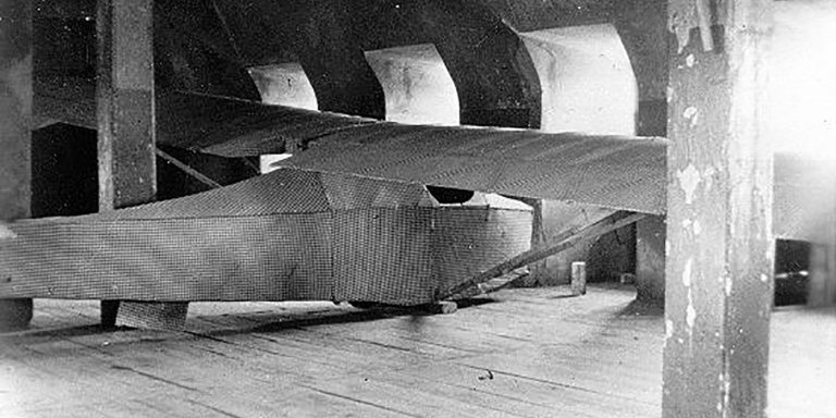 Los prisioneros de la segunda guerra que escaparon con un avión casero