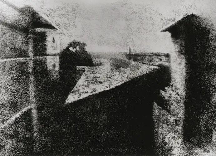 Fotografía más antigua que se conserva.