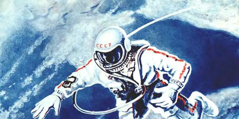 Sergei Avdeyev, el cosmonauta que viajó 0,02 segundos en el tiempo