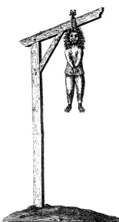 Ilustración medieval.